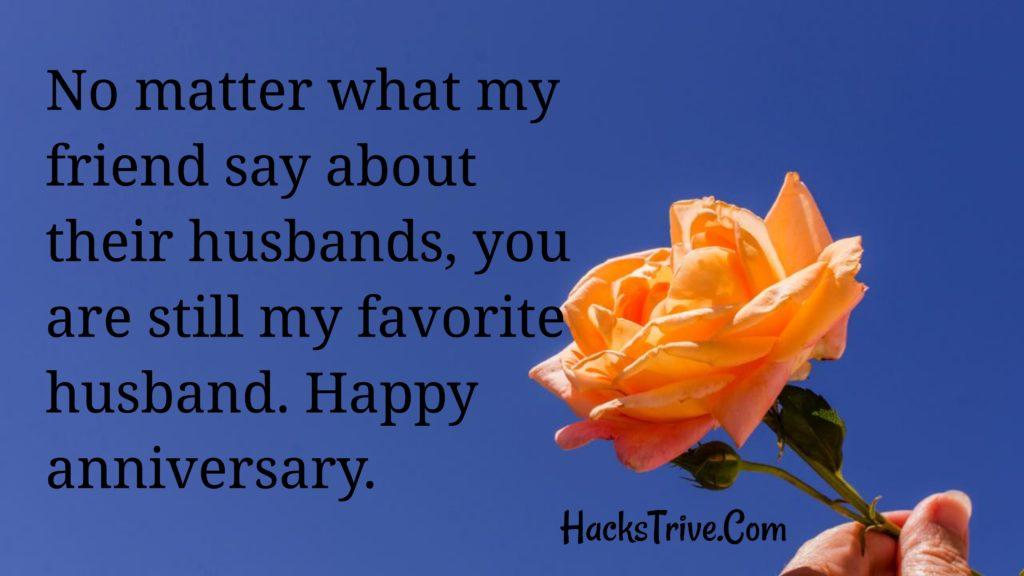 Funny Anniversary Message For Boyfriend