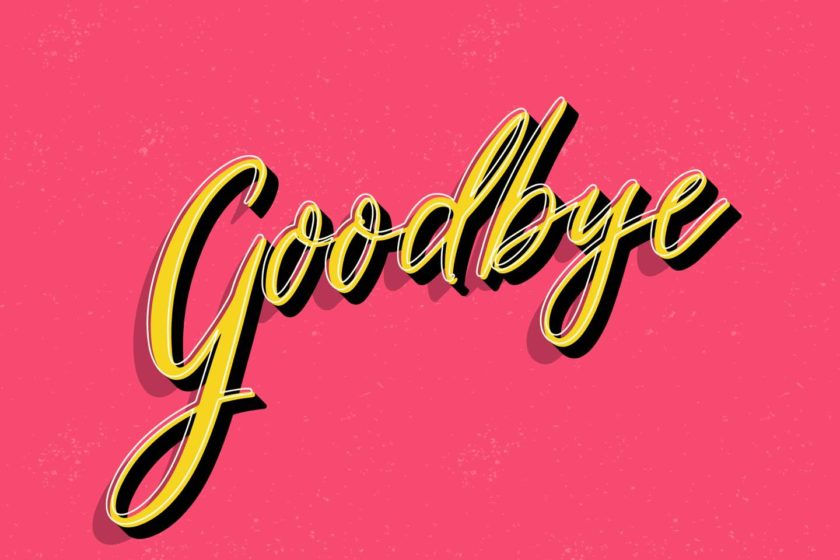 Goodbye Love Messages for Her