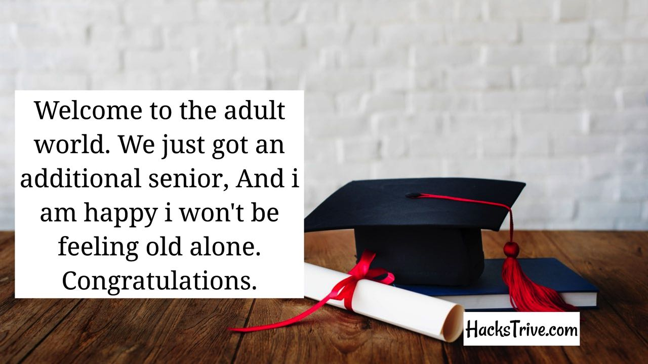 Funny Graduation Wishes
