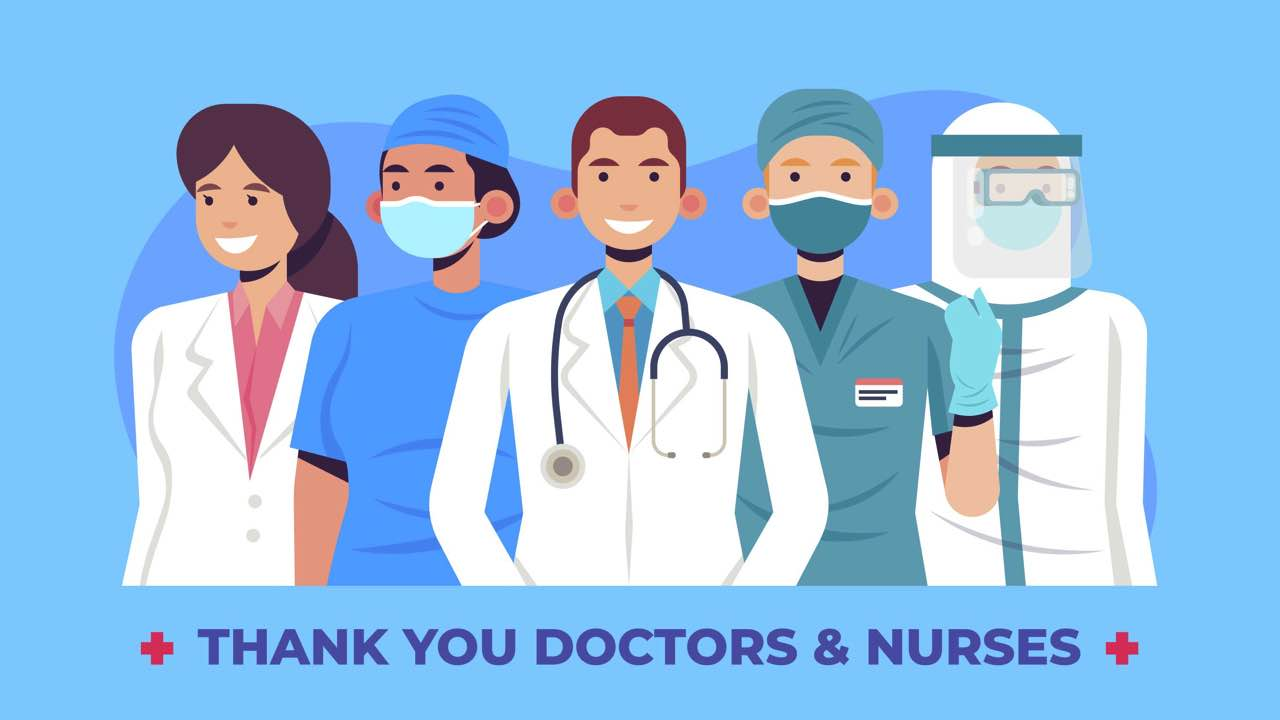 The Most Heart Touching Thank You Messages For Doctors And Nurses