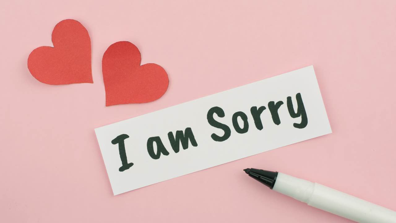 Sorry Messages For Your Boyfriend