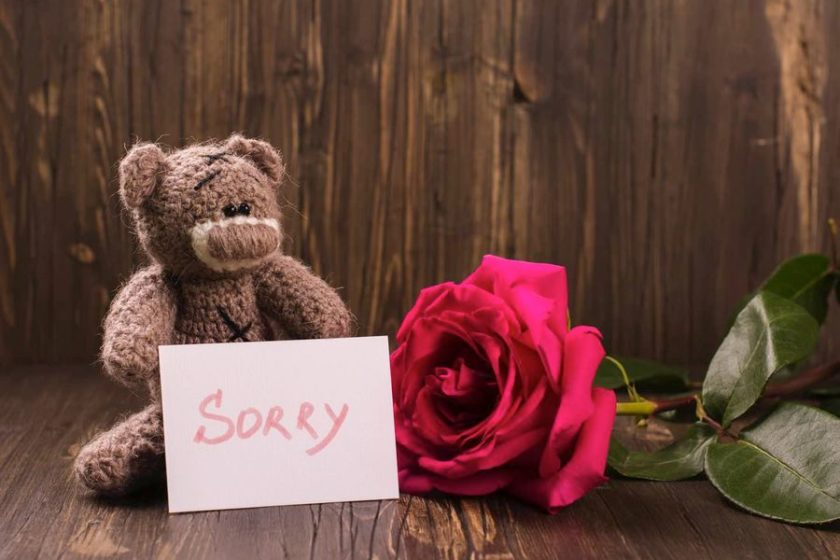 Most Sweetest Sorry Messages For Boyfriend